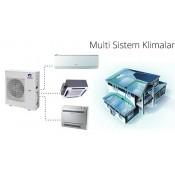 Multi Sistem İç Üniteler (0)