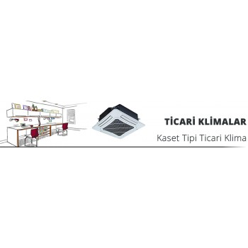 Ticari Split Klima